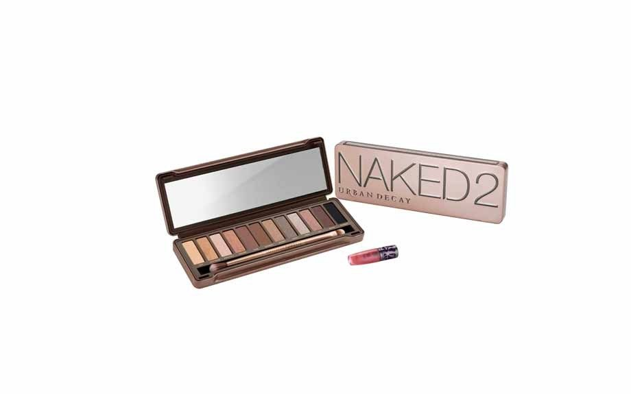 Before you take Mom out for a charming dinner, give Mom the gift of limitless beauty with Urban Decay's Naked2 Palate, $50 at sephora.com