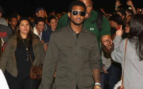 This Day in Fashion: Usher's Baby 'Fro