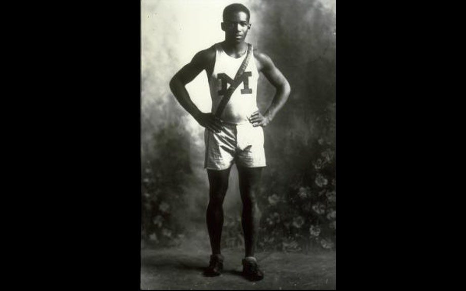William DeHart Hubbard Hubbard was the first African American to win a gold medal in an individual game for the Long Jump during the 1924 Olympic Summer Games in Paris