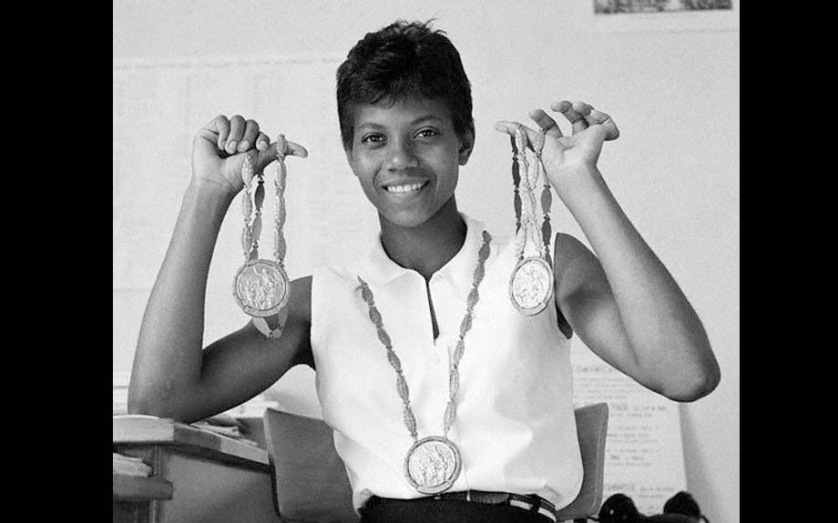 Wilma Rudolph Rudolph was the fastest woman in the world in 1960 when she competed and won the gold medal during the Summer Olympics in Rome.Wilma Rudolph Rudolph was the fastest woman in the world in 1960 when she competed and won the gold medal during the Summer Olympics in Rome