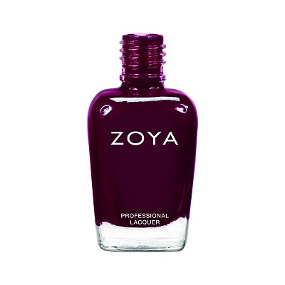 "<p style=""margin-left:.25in;""> 	Leave that fire engine red in the summer and bleed oxblood with this Zoya nail polish in Toni, $8 at <a href=""http://www.zoya.com/content/item/Zoya/Zoya-Nail-Polish-Toni-ZP627.html"">www.zoya.com</a>"