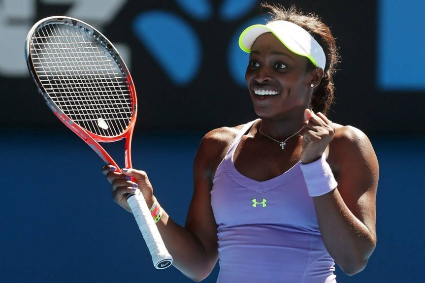 <strong>3.Sloane Stephens -- Tennis</strong>