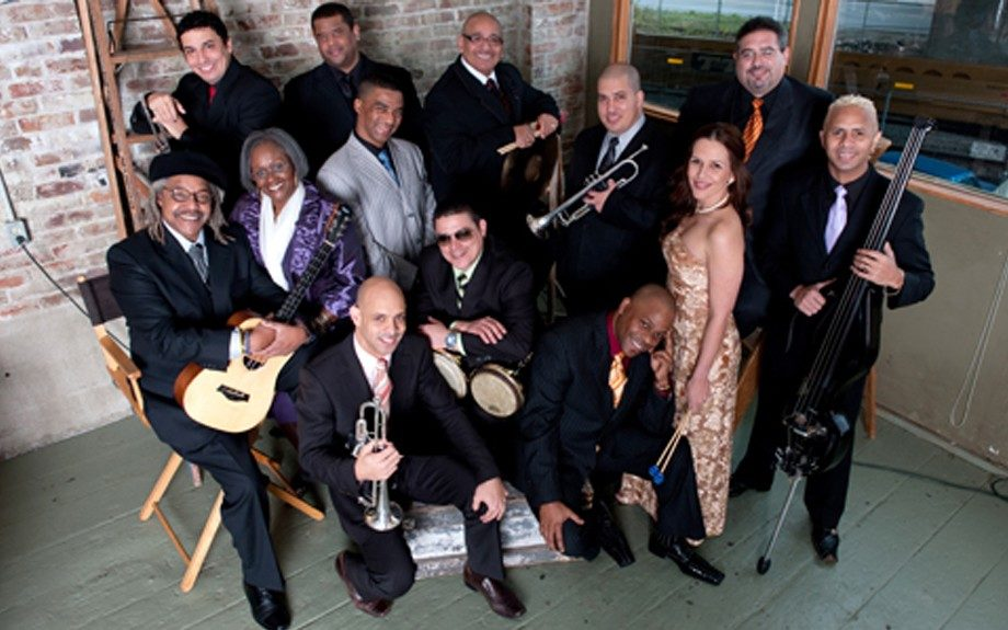 Juan De Marcos and The Afro-Cuban All-Stars
