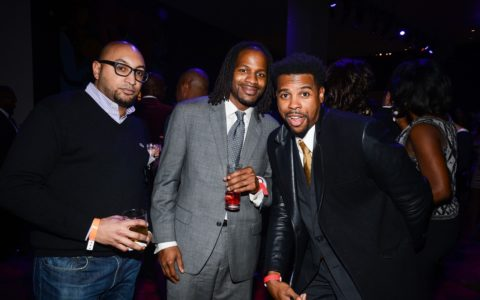 EBONY Power 100 Gala Afterparty: The Fab Come Out at Night