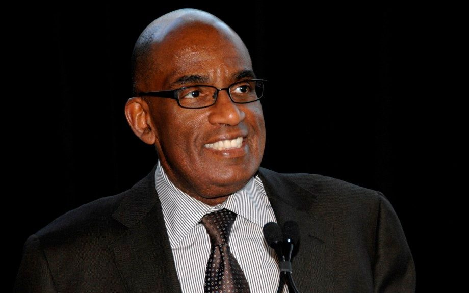 """Al Roker has an """"accident"""" in the White House"""