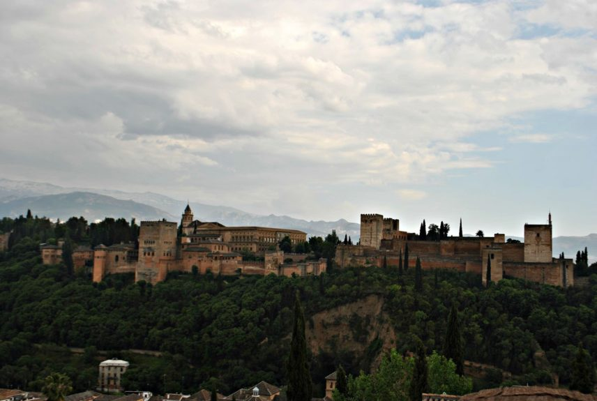 A view of the Alhambra