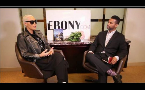 Amber Rose Dishes Details on 'How to Be a Bad Bitch' [VIDEO]