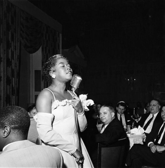 From the EBONY Collection, Sarah Vaughan performs (Moneta Sleet). View the entire EBONY Collection by selecting Store in the upper right corner of the homepage.