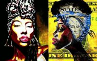 ARTISTS DIARY:Danny Simmons & Andre Woolery
