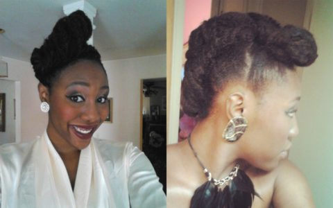 """[NATURAL HAIR NOW] """"And I thought I Was Confident Before I Went Natural"""""""