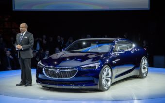 Sleek Cars, Stunning Vision Hit the Motor City