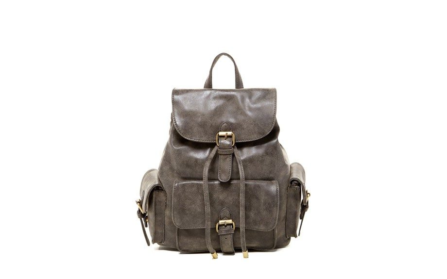 """For her: This Urban Expressions Hamilton Backpack, $54.97, <a href=""""http://bit.ly/1yeW6Dp"""" target=""""_blank"""">www.nordstromrack.com</a>"""