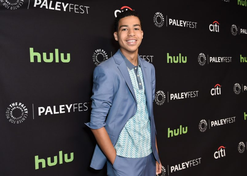 <p> 	Marcus Scribner (Photo: Rob Latour for the Paley Center)</p>