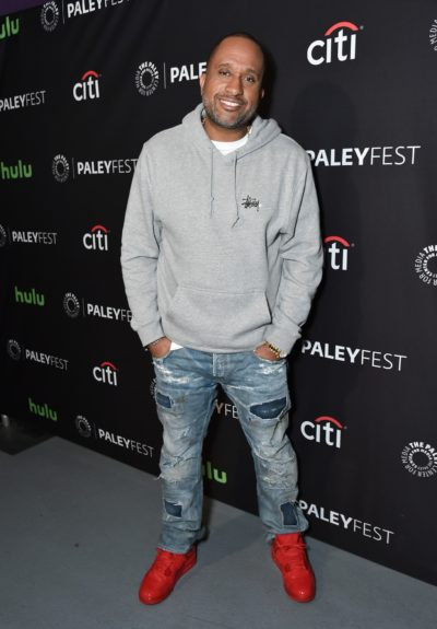 <p> 	Creator/EP Kenya Barris (Photo: Rob Latour for the Paley Center)</p>