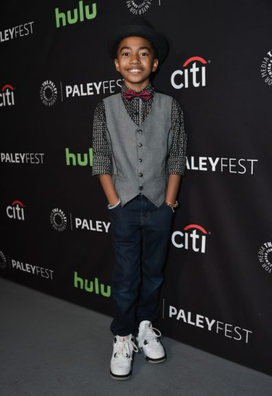 <p> 	Miles Brown (Photo: Rob Latour for the Paley Center)</p>
