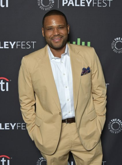 <p> 	Anthony Anderson (Photo: Michael Bulbenko for the Paley Center)</p>