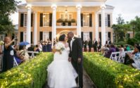[BLACK WEDDING STYLE] A Touch of Southern Charm and Vibrant Love