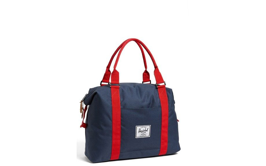 """<a href=""""http://shop.nordstrom.com/S/herschel-supply-co-strand-duffel-bag/3335708?origin=category-personalizedsort&contextualcategoryid=0&fashionColor=NAVY%2F+RED&resultback=361&cm_sp=personalizedsort-_-browseresults-_-1_2_B"""" target=""""_blank"""">HerschelSupply Co. Strand Duffe"""