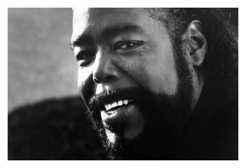 Barry White, Musician and Composer, 9.12.44- 7.4.03