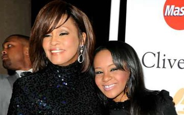 Moments with Whitney and Bobbi Kristina