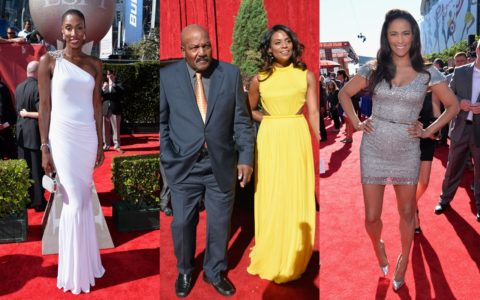 Black Celeb Style: Celebs Have a Ball at the ESPYs