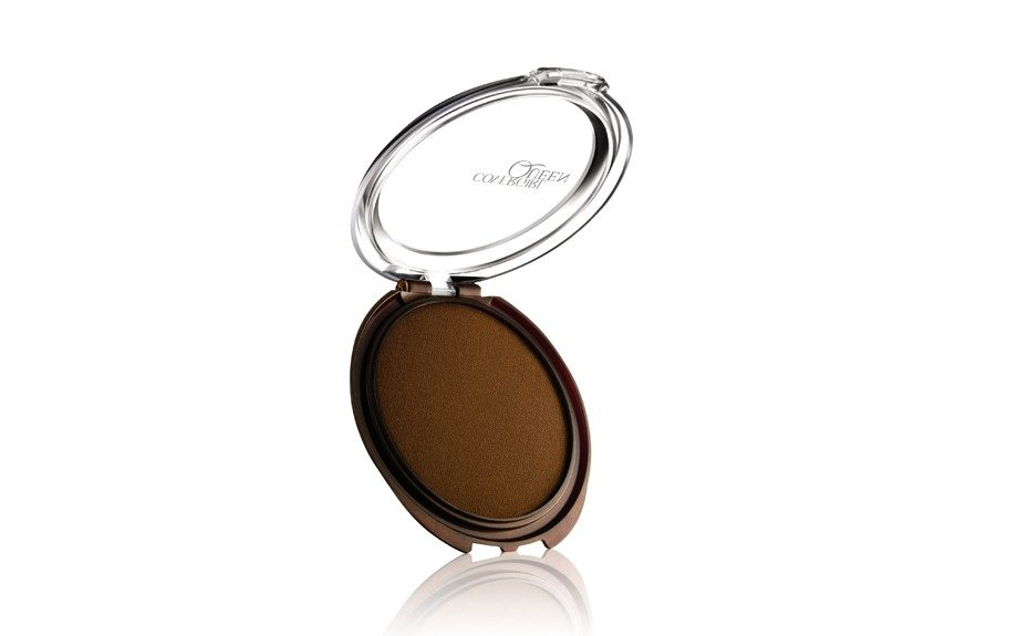 """CoverGirl Queen Collection Natural Hue Bronzer in Ebony Bronze (<a href=""""http://Target.com"""" target=""""_blank"""">Target.com</a>, $6.99)"""