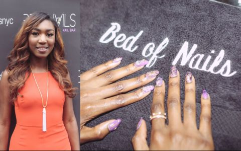 25-Year-Old Opens Bed of Nails Nail Bar in Harlem