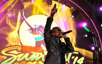 Reggae Sumfest Delivers More Fiyah! [VIDEO]