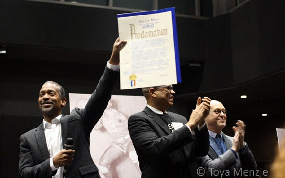 """February 10thwas declared """"Black Fives Day"""" in New York City"""