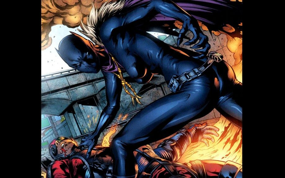The Black Panther, created by Marvel Comics, was the first major Black superhero in comic book history. His sister rose to the occasion filling his shoes (or, mask?).