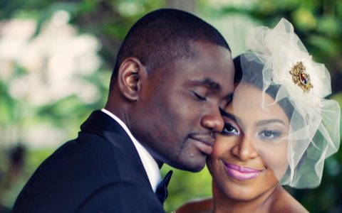 Black Wedding Style: The Moltimers' Love Heats Up Miami!