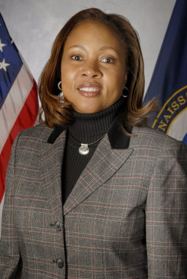Francine C. Blackmon serves as the deputy assistant secretary of Air Force Management Integration