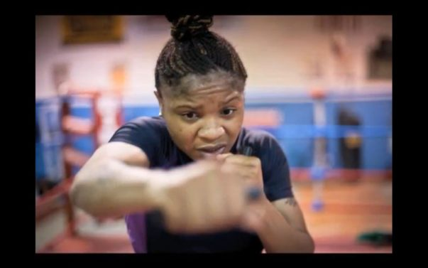 Out of the Shadows, Boxing. Tyrieshia Douglas, Olympic Hopeful
