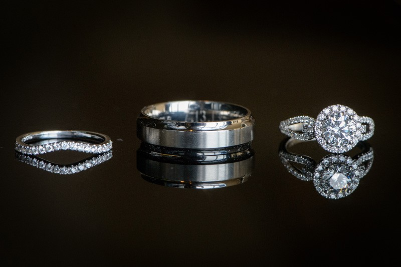 Bands will make them dance: the beautiful symbols of love.