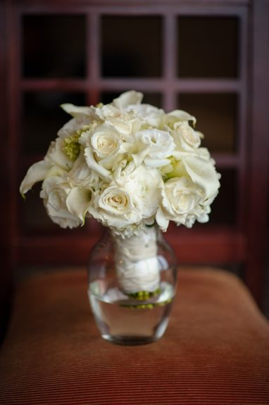 The simple, yet chic bouquet.