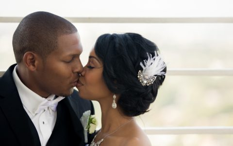 [BLACK WEDDING STYLE] A Sizzlin', Sexy New Orleans Love Story!