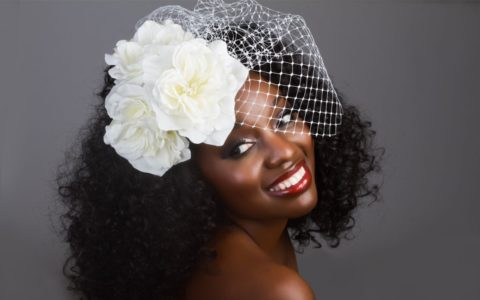 [BRIDAL BEAUTY 101] 6 Haute Headpieces Spring Brides Will Love