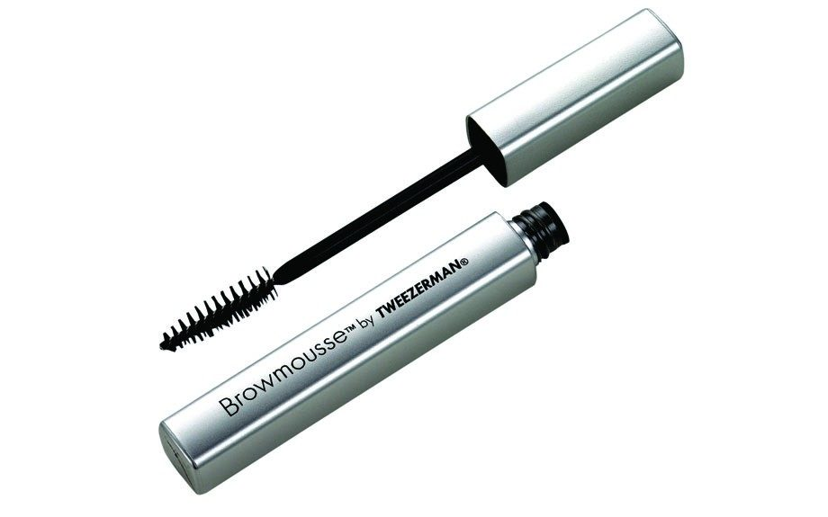 DO use an eyebrow gel, like Tweezerman Browmousse, and put a muzzle on those unruly hairs.  http://www.tweezerman.com/store/product/browmousse/