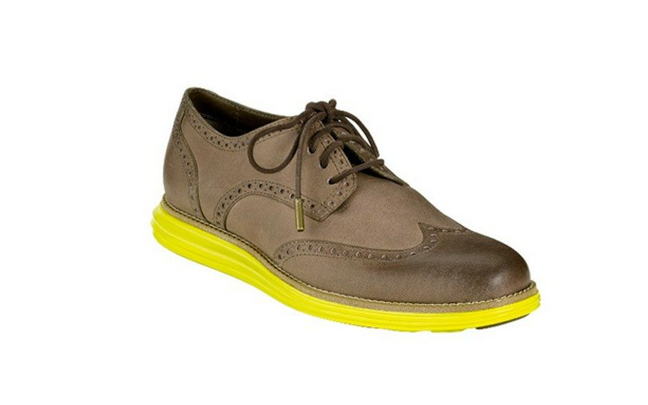 Lunar Grand WingTip $278.00  Available at Cole Haan.com