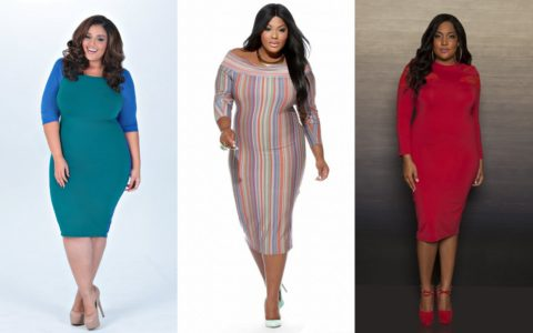[CURVY + PLUS] 4 Plus Size Dress Designers You'll Be Obsessed With!
