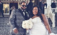 [BLACK WEDDING STYLE] We Love How Much Fun This Couple Had on Their Special Day!
