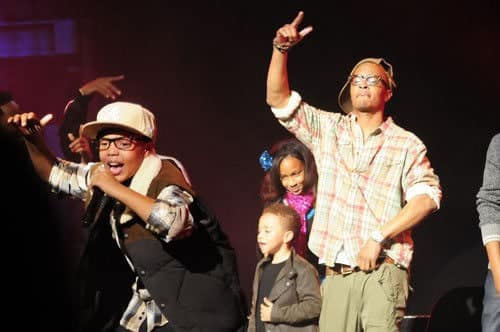 T. I and sons Domani and Messiah (missing Major)