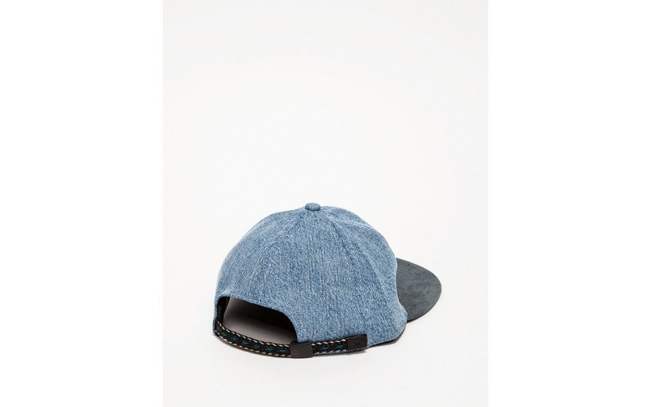 "A Lambskin suede brim, selvedge stonewash denim upper, and a hand-braided horsehair back strap make this one a bit pricey...but worth it. Save up your coins. Denim Cap by Patrik Ervell ($149.00, <a href=""http://needsupply.com/mens/accessories/cap-2.html"">needsupply.com</a>)"