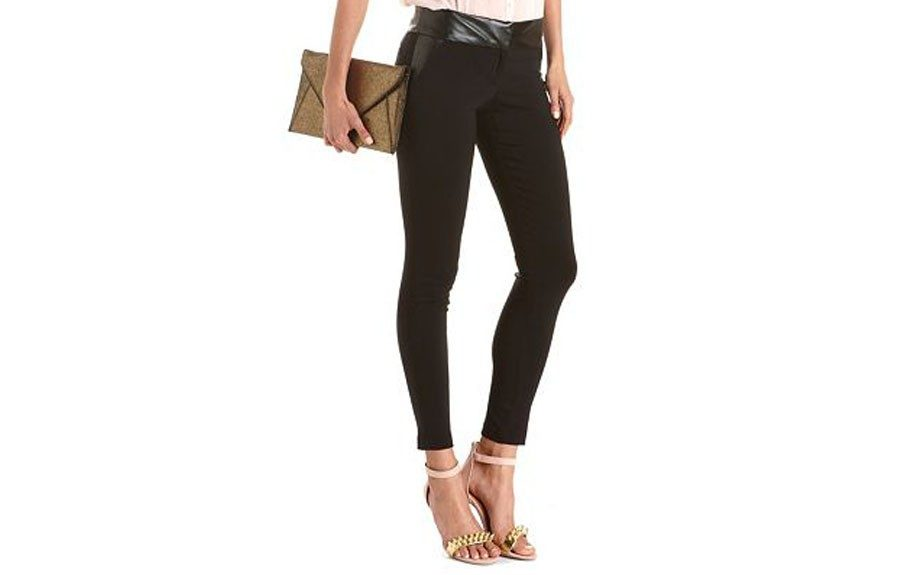Cheap And Chic How To Rock Leather This Summer Ebony