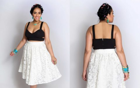 [CURVY + PLUS] The Sexiest, Brightest Spring Collection Thus Far!
