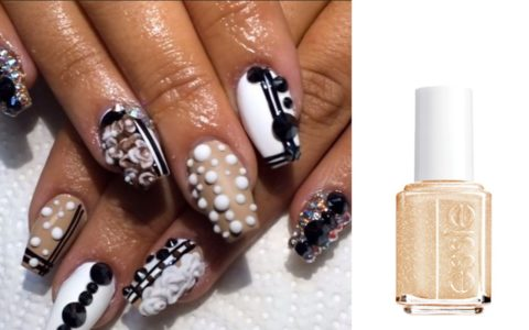 [NAIL FILES] How to Get a Pair of Chanel Sneakers, on Your Fingertips!