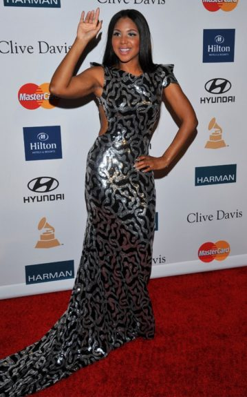 Toni Braxton arrives at the Pre-GRAMMY Gala & Salute to Industry Icons with Clive Davis honoring Richard Branson, Saturday, Feb. 11, 2012, in Beverly Hills, Calif. (AP Photo/Vince Bucci)