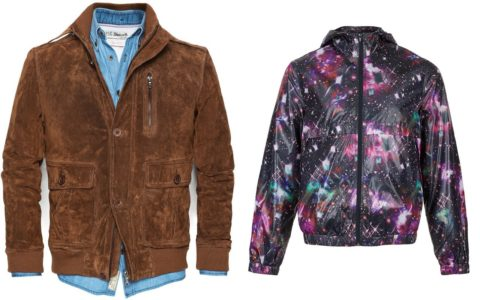 [CHEAP AND CHIC] Fall's Best Lightweight Jackets for Men