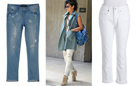 Cheap and Chic: Boyfriend Jeans for Every Woman