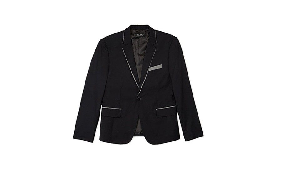 "For the Classic: Forever 21 Houndstooth Trim Blazer ($55, <a href=""http://www.forever21.com/Product/Product.aspx?BR=21men&Category=m_blazers-and-vests&ProductID=2038817335&VariantID="">forever21.com</a>)"